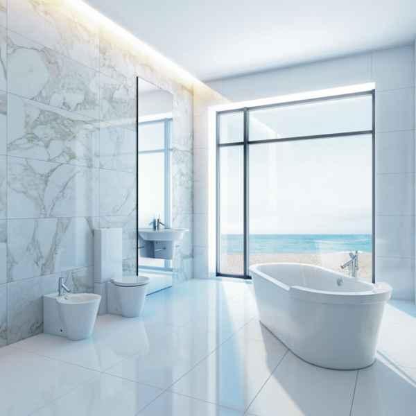 Mosaikfliesen verspiegelte fliesen im bad for Spiegel wc deco