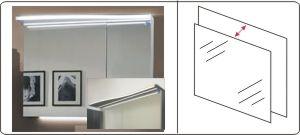 Spiegelschrank B   Variante DS