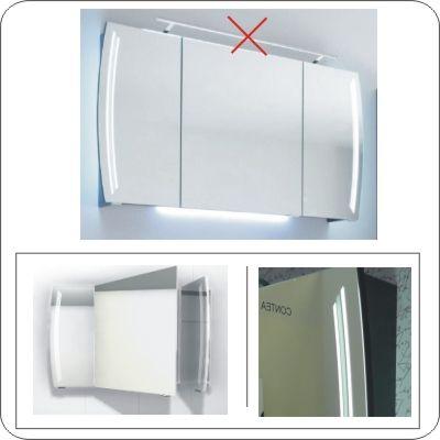 Spiegelschrank D