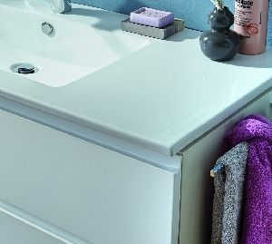 Waschtisch Set B | Keramikbecken