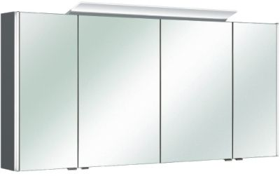Spiegelschrank | Typ II + 4 Türen