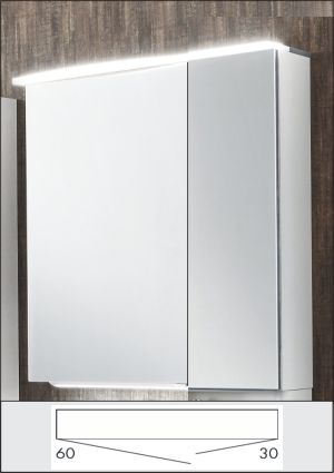 Spiegelschrank A | Rechts