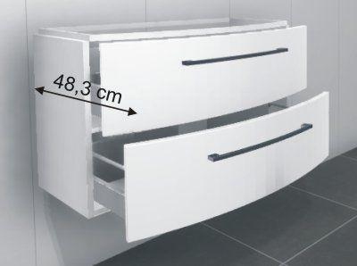 Variante B   Tiefe 48,3 cm