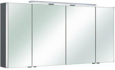 Spiegelschrank   Typ I + 4 Türen