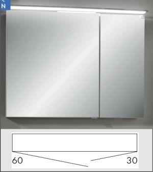 Spiegelschrank B | Rechts