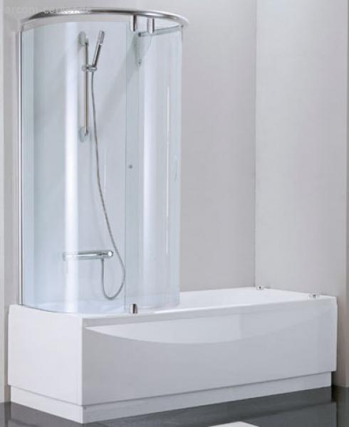 badewannenaufsatz sanit r und armaturen einebinsenweisheit. Black Bedroom Furniture Sets. Home Design Ideas