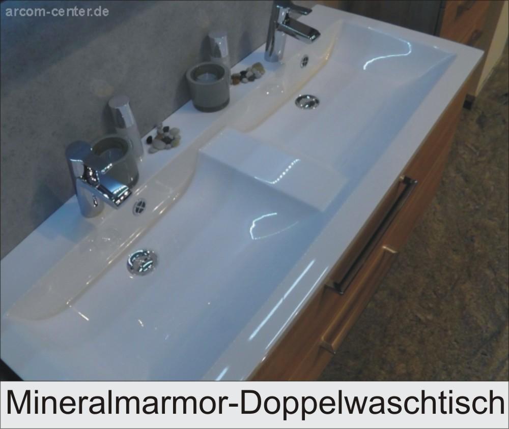 PURIS FRESH Set H mit Doppelwaschtisch - Badmöbel - Arcom Center