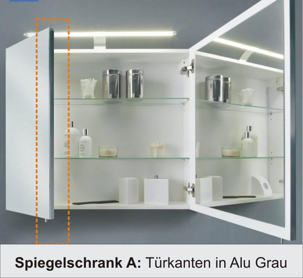 Awesome spiegelschrank badezimmer 120 cm contemporary for Badezimmer spiegelschrank