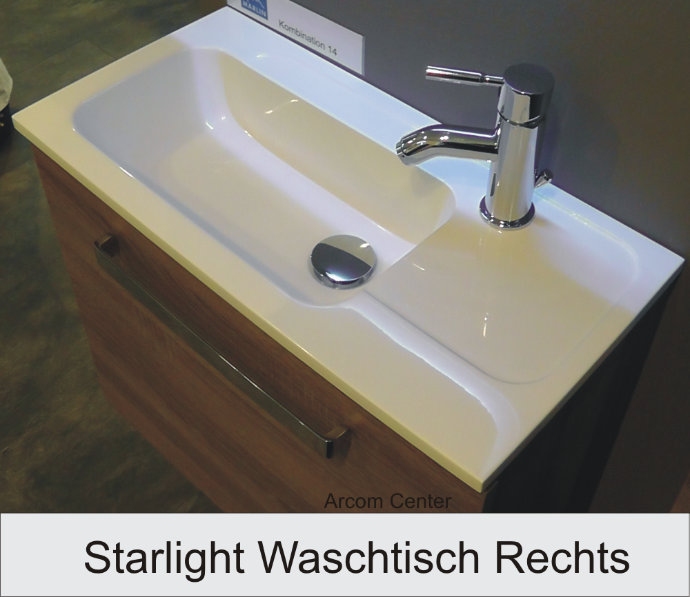 Marlin Starlight Badmöbel Set A 60 cm kaufen - Arcom Center