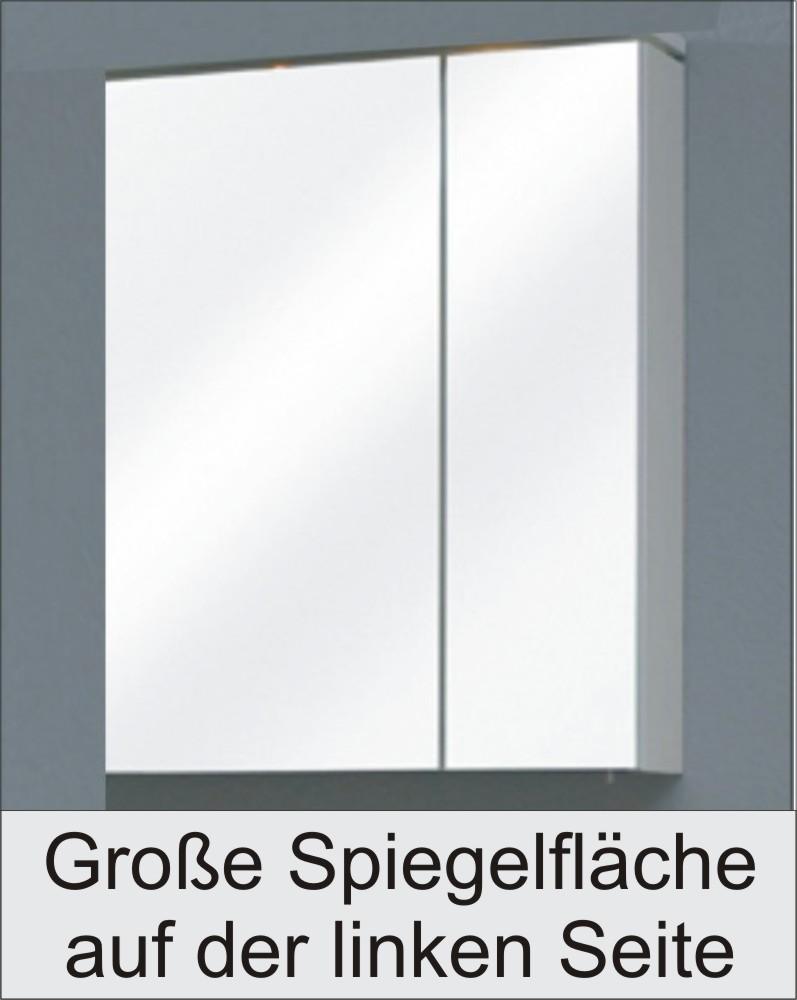 pelipal pcon spiegelschrank 75 cm g nstig. Black Bedroom Furniture Sets. Home Design Ideas