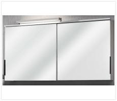 Pelipal PCON Spiegelschrank | Schiebetüren