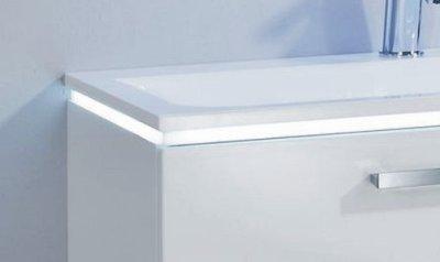 LED Profil für Waschtisch Serie A und B