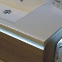 Waschtisch Set A | Mineralgußbecken | Mit LED