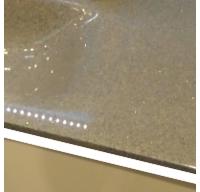 Waschtisch | Granit Grau + LED