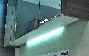 Waschplatzbeleuchtung | Ja