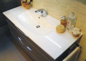 Waschtisch C | Weiß