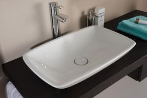 Waschtisch | V&B Loop rechteckig + Ceramic Plus