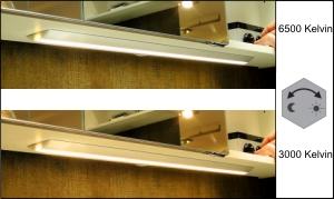 Unterbaubeleuchtung | Variante 3