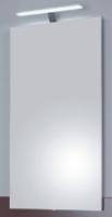 Spiegel A + Aufbauleuchte