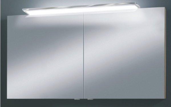 Marlin Bad 3090 - COSMO Spiegelschrank 120 cm | Aufsatzleuchte