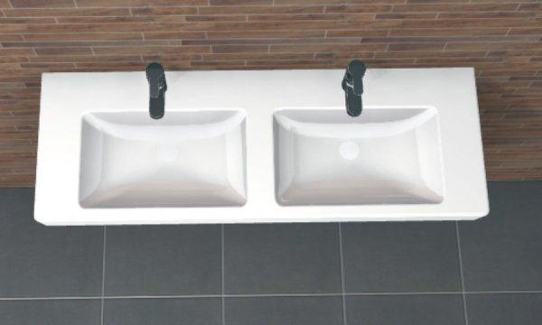 Waschtisch Villeroy Boch Subway Waschtisch