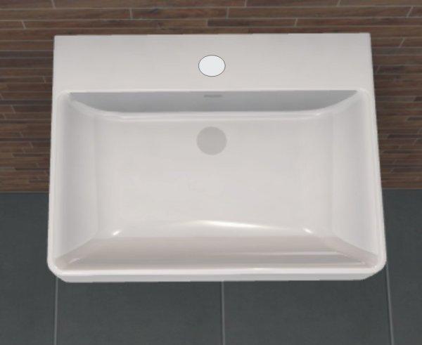 PCON Waschtisch W | Laufen Pro S | 65 cm