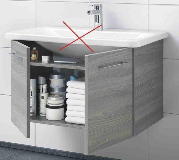 Villeroy Boch Waschtischunterschrank Avento 80 Cm Turen