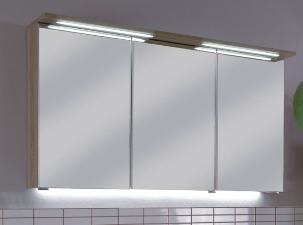 Relativ PURIS FRESH Spiegelschrank 100 cm; Badmöbel ZB87