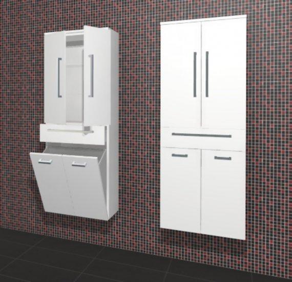 puris speed hochschrank badschrank billiger. Black Bedroom Furniture Sets. Home Design Ideas