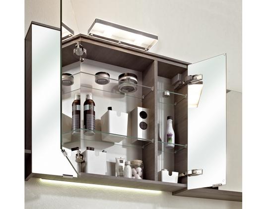pelipal pcon spiegelschrank 150 cm arcom center. Black Bedroom Furniture Sets. Home Design Ideas