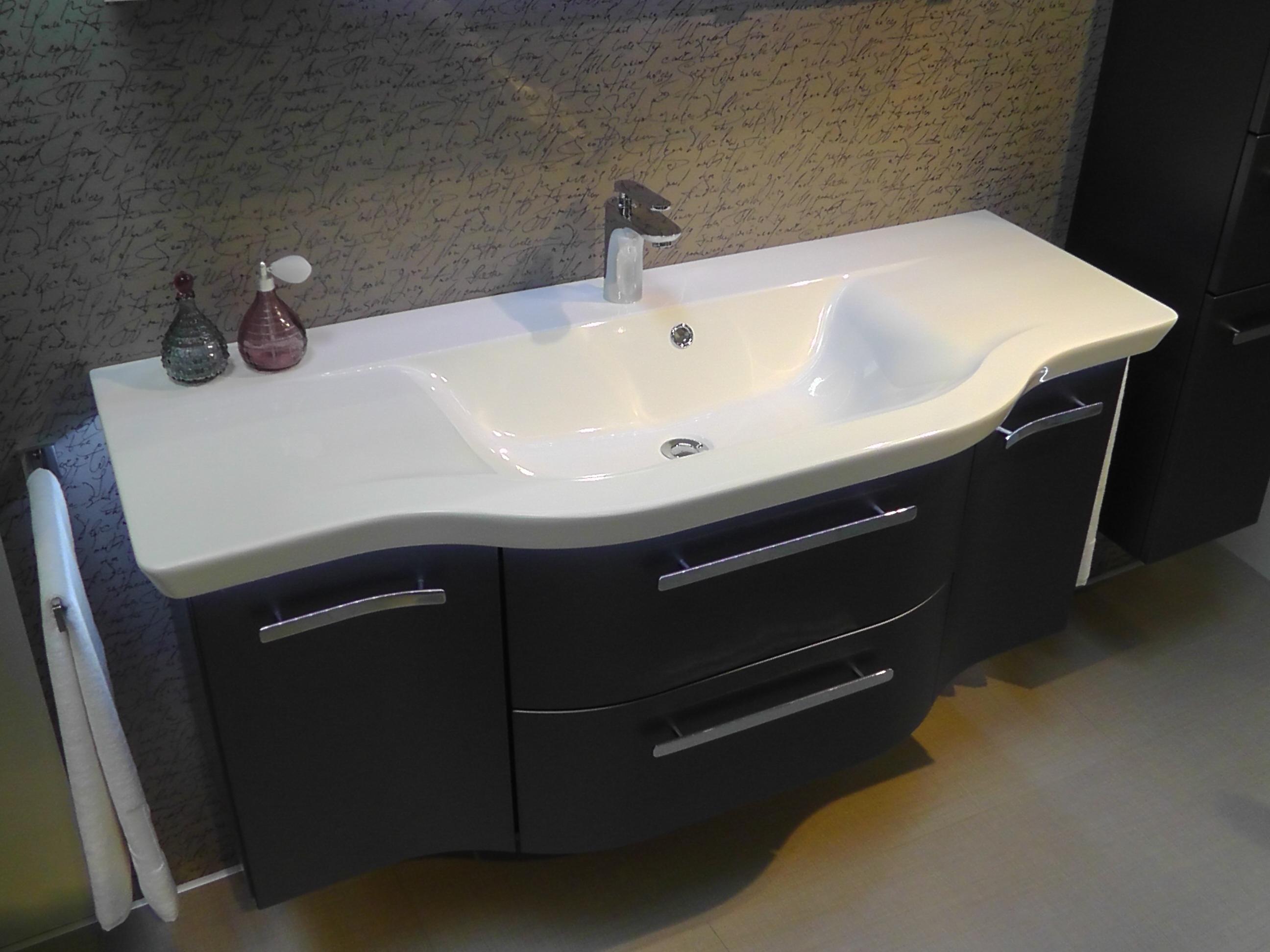 pelipal contea mineralgusswaschtisch 163 8 cm arcom center. Black Bedroom Furniture Sets. Home Design Ideas