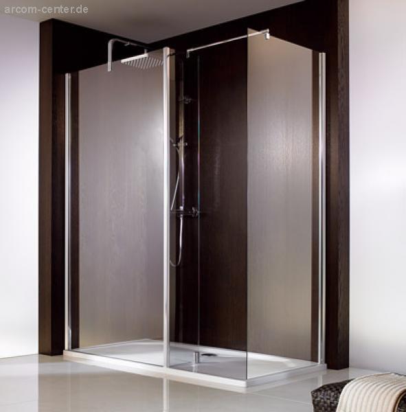 hsk duschkabine walk in atelier pur arcom center. Black Bedroom Furniture Sets. Home Design Ideas