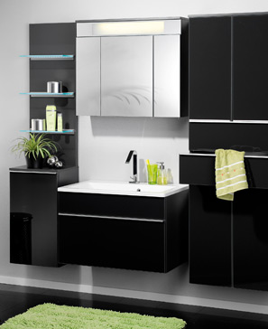 unterschrank kara badschrank g nstig arcom center. Black Bedroom Furniture Sets. Home Design Ideas
