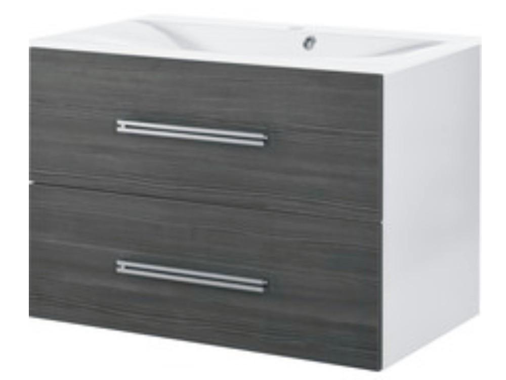 fackelmann como wei waschtischunterschrank 80 cm arcom center. Black Bedroom Furniture Sets. Home Design Ideas