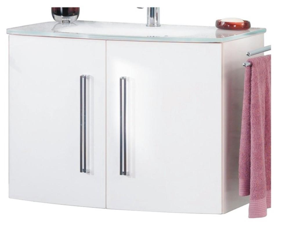 fackelmann lugano wei waschtischunterschrank arcom center. Black Bedroom Furniture Sets. Home Design Ideas