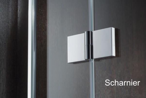 Dusche Seitenwand Freistehend : ... Rechteck Dusche + verkürzte ...
