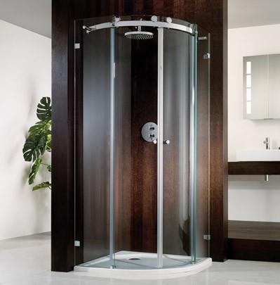 hsk atelier pur viertelkreis duschkabine arcom center. Black Bedroom Furniture Sets. Home Design Ideas