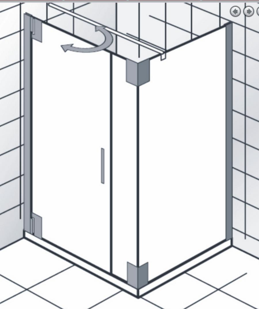 hsk duschkabinen center hsk k2p arcom center. Black Bedroom Furniture Sets. Home Design Ideas