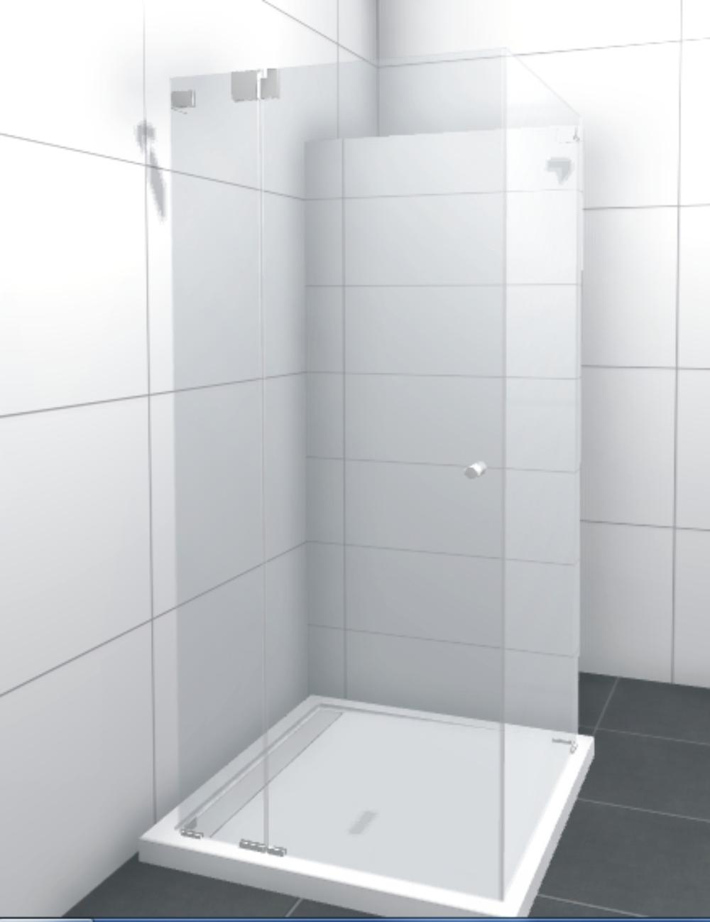hsk duschkabine kienle c rechteck dusche dreht r arcom center. Black Bedroom Furniture Sets. Home Design Ideas