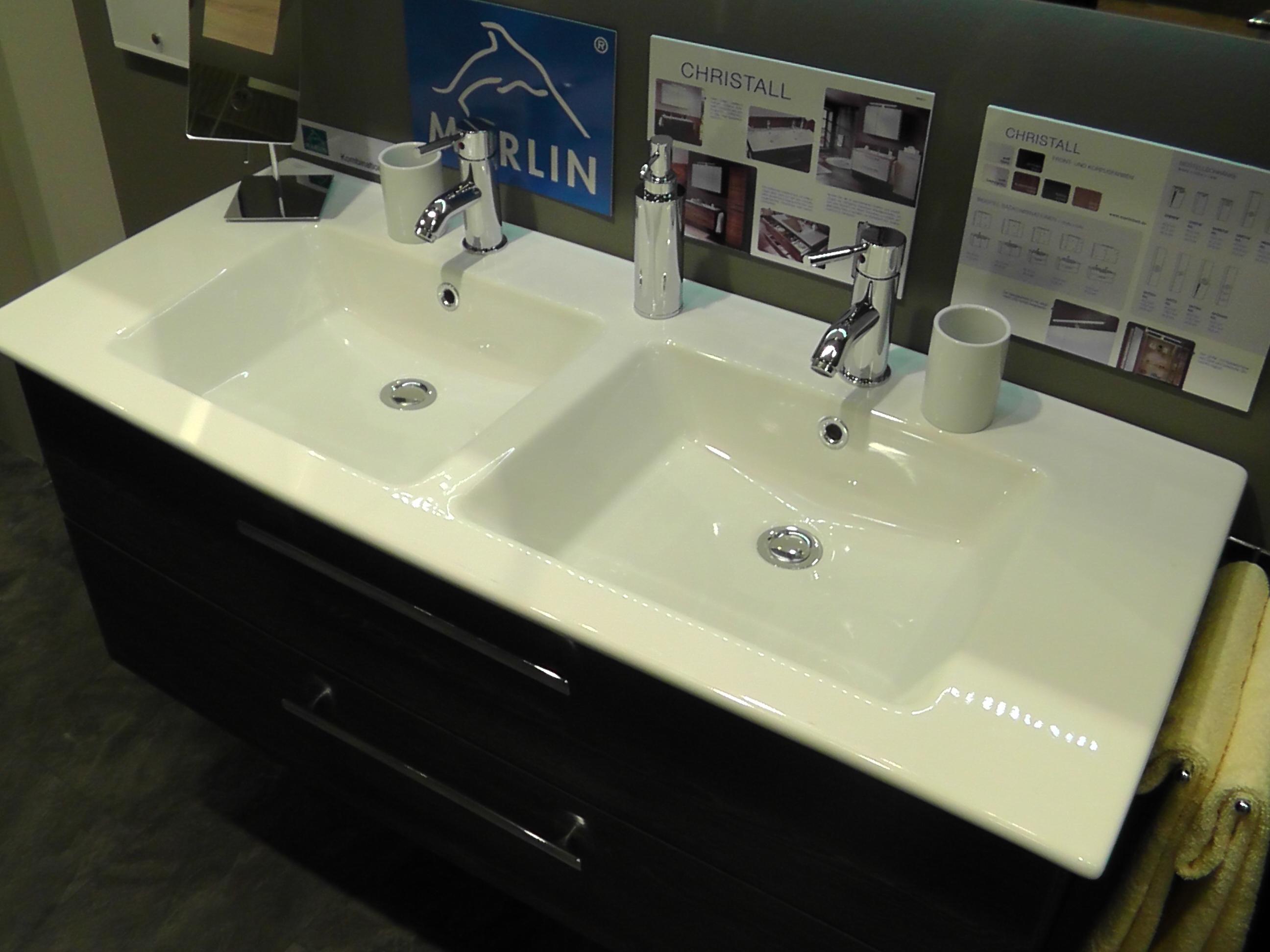 keramik doppelwaschtisch eckventil waschmaschine. Black Bedroom Furniture Sets. Home Design Ideas
