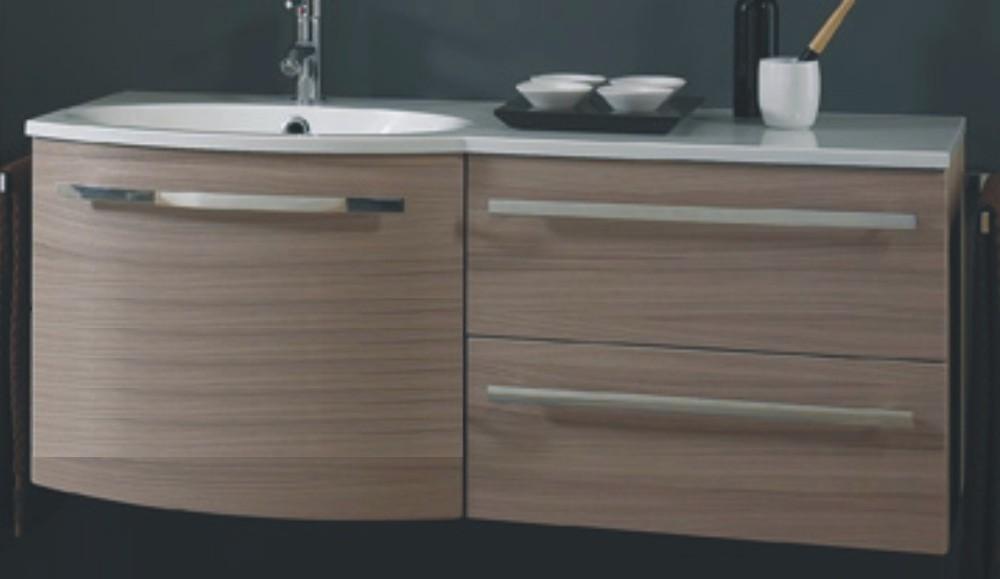 marlin bad 3090 cosmo wt unterschrank 60 cm 1 auszug arcom center. Black Bedroom Furniture Sets. Home Design Ideas