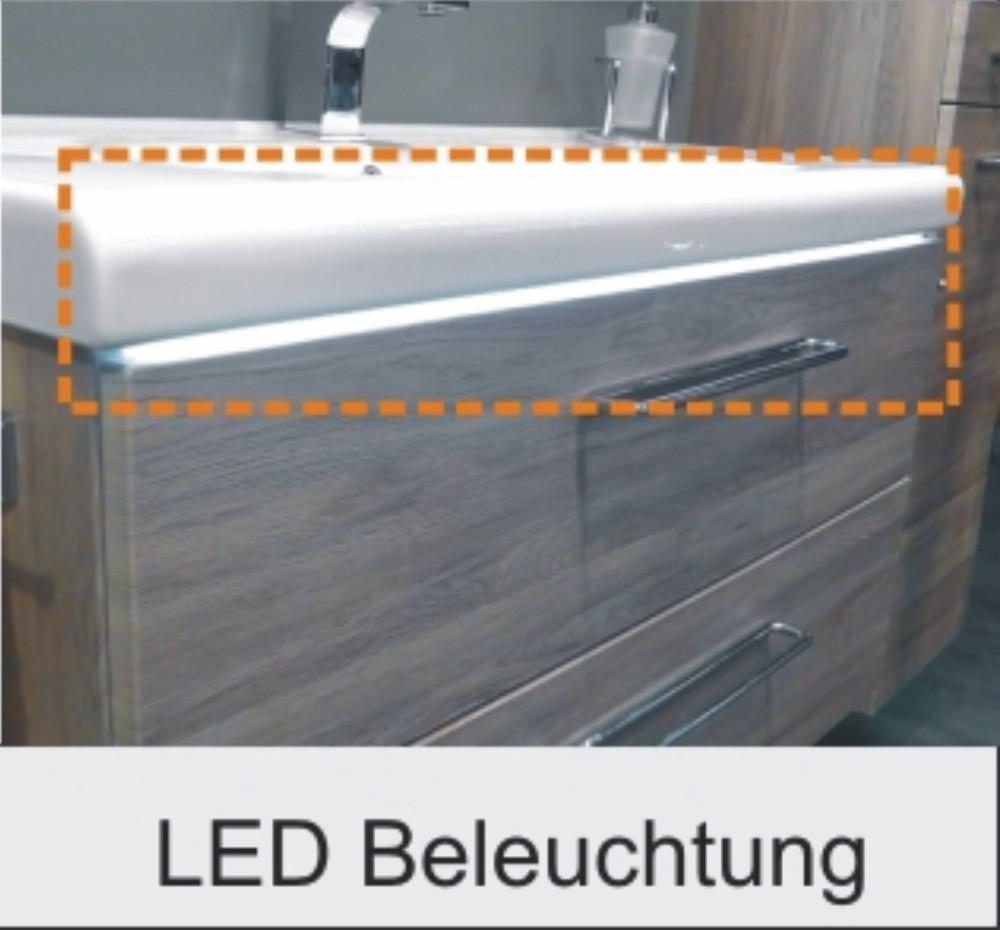 marlin bad 3020 life led leiste 80 cm f r mineralmarmor waschtisch arcom center. Black Bedroom Furniture Sets. Home Design Ideas