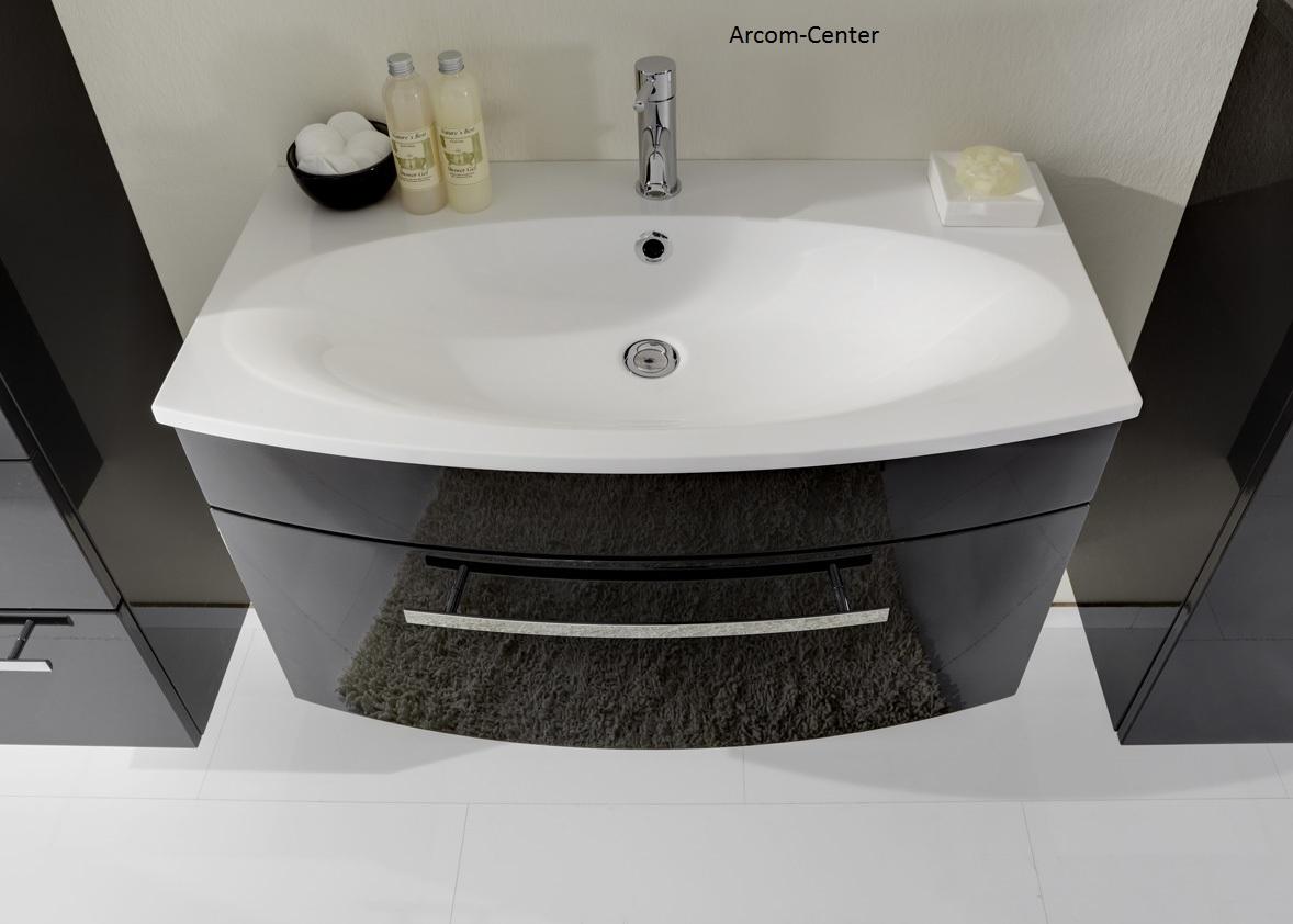 marlin scala waschtischunterschrank 120 cm mit 1 auszug arcom center. Black Bedroom Furniture Sets. Home Design Ideas