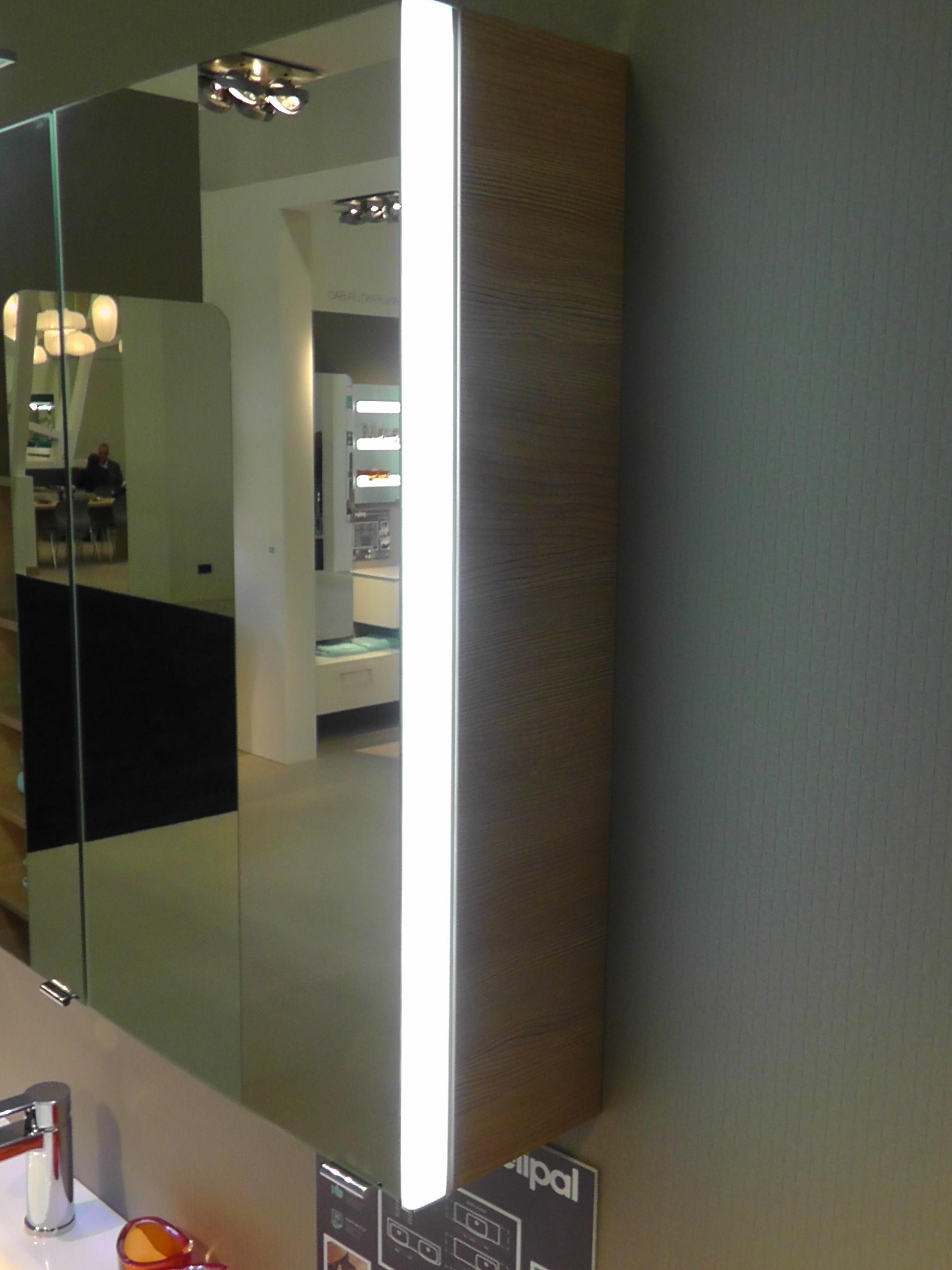 Spiegelschrank Beleuchtung Seitlich : PELIPAL PCON SPIEGELSCHRANK LEDBeleuchtung 120 cm  Arcom Center
