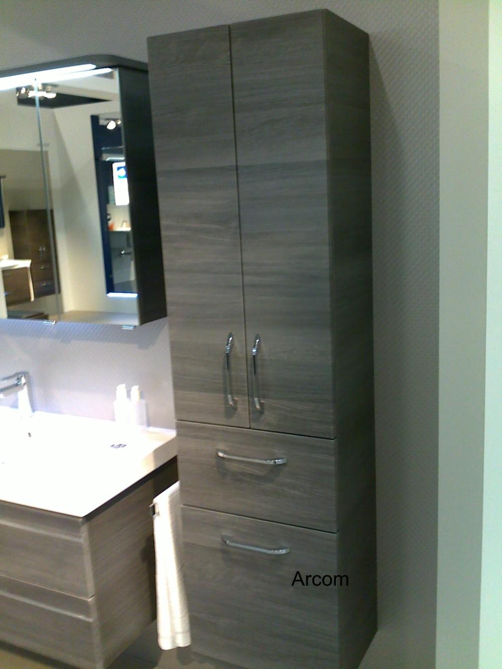 hochschrank balto badschrank g nstig arcom center. Black Bedroom Furniture Sets. Home Design Ideas