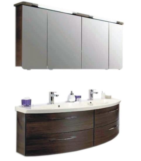 pelipal cassca doppelwaschtisch g nstig arcom center. Black Bedroom Furniture Sets. Home Design Ideas