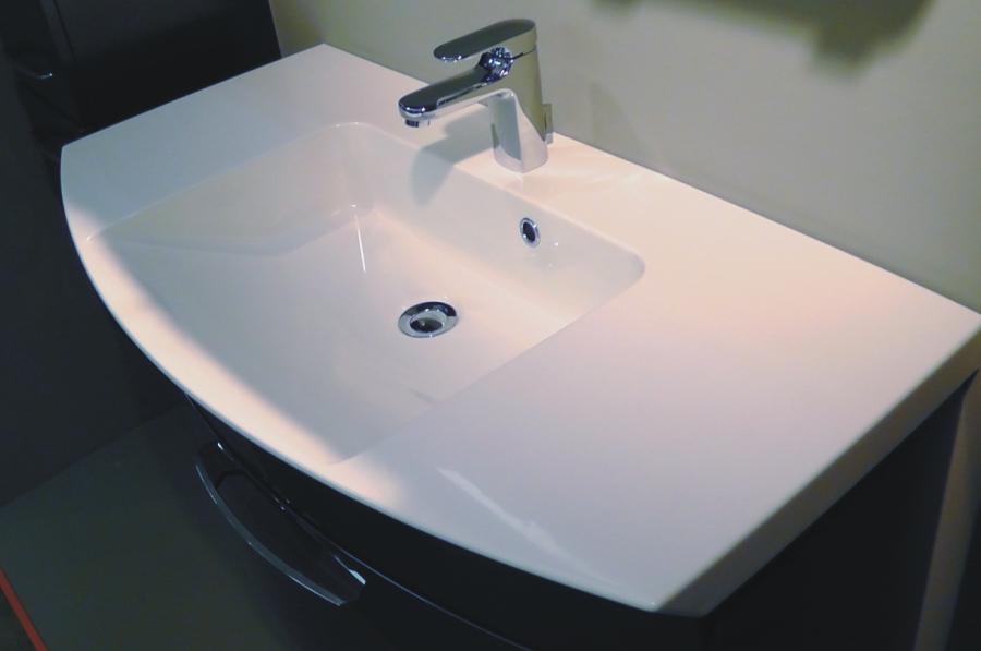 cassca badm bel waschtisch 100 cm pelipal cassca arcom. Black Bedroom Furniture Sets. Home Design Ideas