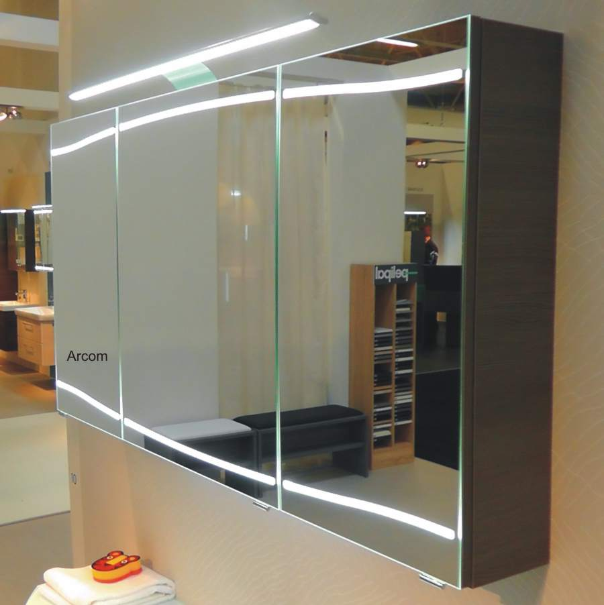 spiegelschank pelipal cassca arcom center. Black Bedroom Furniture Sets. Home Design Ideas