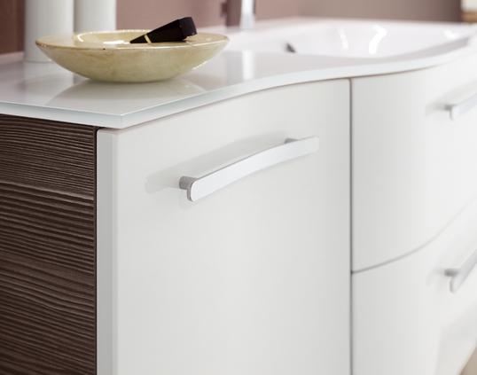 pelipal contea glaswaschtisch 158 cm arcom center. Black Bedroom Furniture Sets. Home Design Ideas