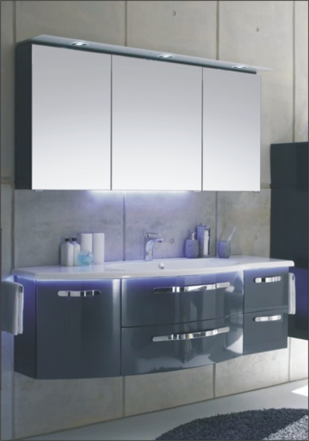 pelipal solitaire 7005 badezimmer online arcom center. Black Bedroom Furniture Sets. Home Design Ideas